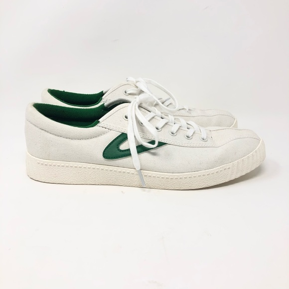 NEW Tretorn Classic Nylite Canvas Sneaker 41 9